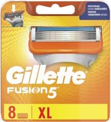Gillette Fusion5 Scheermesjes - 8 Stuks