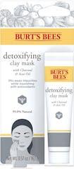 Burt's Bees Masker Tube Detoxifying Clay