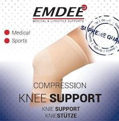 Emdee Elastic support knie M