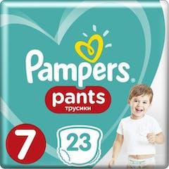 Pampers Baby Dry Pants Maat 7 - 23 Luierbroekjes