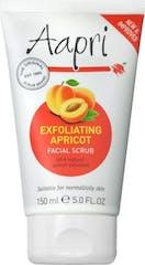 Aapri Gezichtscrub 150 ml Exfoliating Facial Scrub Abrikozen