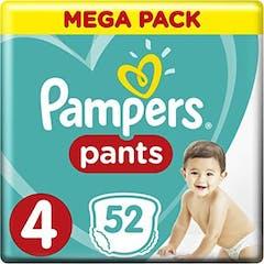 Pampers Baby Dry Pants maat 4 - 52 Luierbroekjes