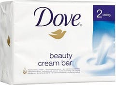 Dove Zeep Regular 2 x 100 gram Beauty Cream Bar
