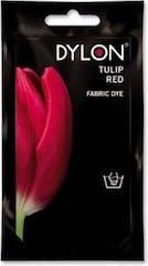 Dylon Textielverf Handwas 50 gram Tulip Red