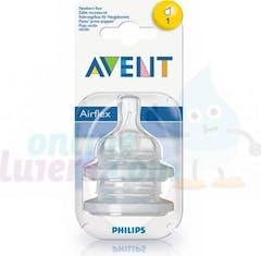 Philips Avent Zuigfles Spenen 0 mnd+