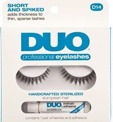 Duo Eyelash Professional Kit D14