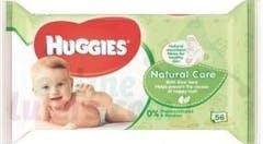 Huggies Babydoekjes Natural Care 10 Pack