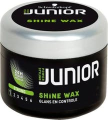 Junior Power Styling Wax 50ml Shine