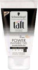 Schwarzkopf Taft Gel 150ml Power Invisible
