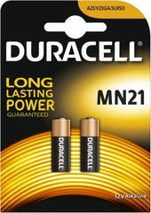 Duracell Security MN21 2 Stuks