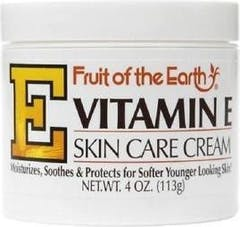 Fruit of the Earth Vitamind E Crème