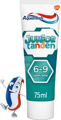 Aquafresh Tandpasta 75 ml Junior Tanden