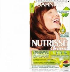 Garnier Nutrisse Permanente Haarkleuring 54 Praline