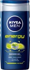 Nivea Douchegel 250 ml Men Energy