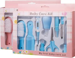 Baby Care Kit Cadeauset 10 delig Boy