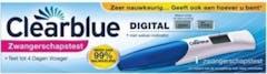 Clearblue  Zwangerschapstest Digital - 1 stuk