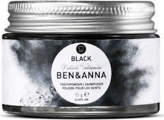 Ben & Anna Tandpoeder Black 20gr
