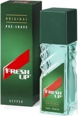 Fresh Up Preshave Depper 100 ml