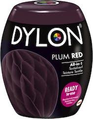 Dylon Textielverf Wasmachine Pods 350 gram Plum Red