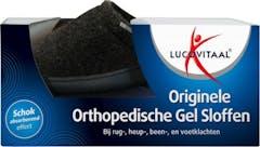 Lucovitaal Orthoped. Gel Slof 40/41 Zwa