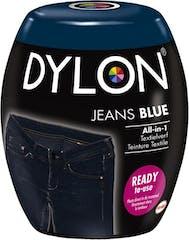 Dylon Textielverf Wasmachine Pods 350 gram Jeans Blue