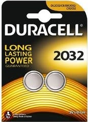 Duracell Electronics 2032 2 Stuks