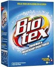 Biotex Voorwas Blauw 750 gram