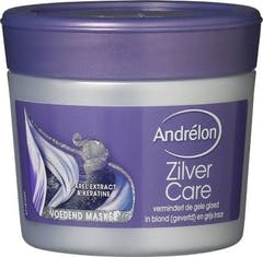 Andrélon Haarmasker 250ml Zilver Care