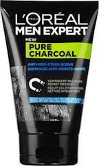 Men Expert Pure Charcoal Scrub 100 ml