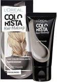 Colorista Hair Makeup Greyhair