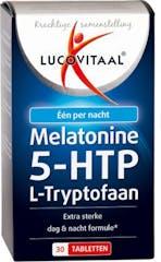 Lucovitaal Melatonine 5-HTP L-Tryptofaan