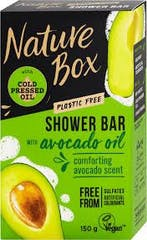 Nature Box Shower Bar 150 gram Avocado