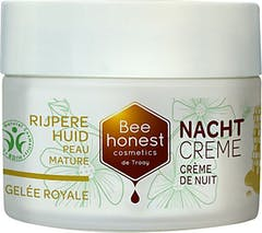 De Traay Bee Honest Nachtcrème 50 ml Gelee Royal
