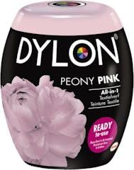 Dylon Textielverf Wasmachine Pods 350 gram Peony Pink