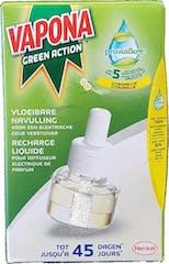 Vapona Geurverstuiver Green Action Navul