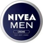 Nivea For Men Creme Blik  75 ml