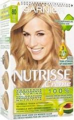 Garnier Nutrisse Permanente Haarkleuring 8 lichtblond