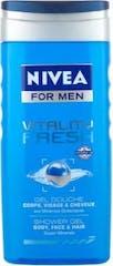 Nivea Douche 250 ml For Men Vital. Fresh