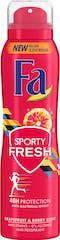 Fa Deodorant Spray 150 ml Sporty Fresh