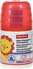 Fisher Price Leeuw Shampoo 2in1