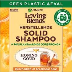 Loving Blends Shampoo Bar Honing Goud 60 gram