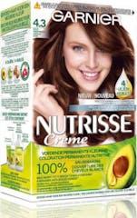 Garnier Nutrisse Crème Haarkleuring 43 Capuccino