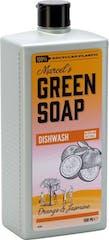 Marcel's Green Soap Afwasmiddel 500 ml Sinaasappel & Jasmijn