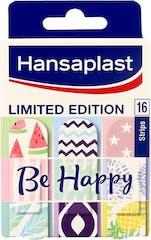 Hansaplast 16 Strips Be Happy