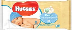 Huggies Billendoekjes 56 stuks Pure Baby Wipes