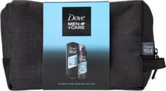 Dove Geschenkset Men Clean Comfort Toilettas