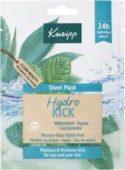 Kneipp Gezichtsmasker Sheet Hydro Kick
