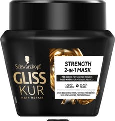 Gliss Kur Haarmasker 300ml Ultimate Repair Treatment