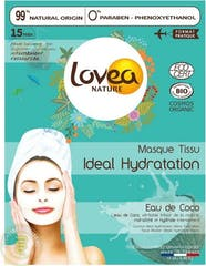 Lovea Face Tissue Mask Coconut