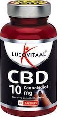 Lucovitaal  CBD Cannabidiol 10mg 90caps